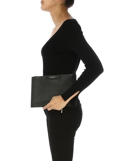 Givenchy Clutch / El Çantası Siyah